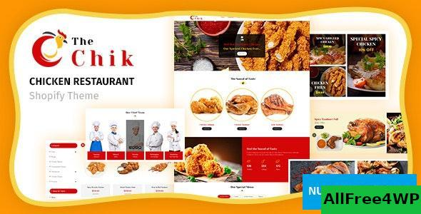 Chik v1.1 – Food Shop, Restaurant Shopify Theme