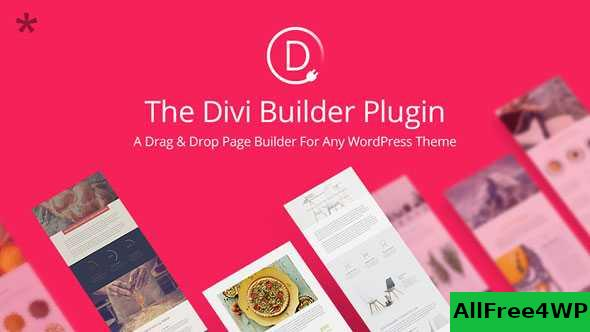 Divi Builder v4.5 – Drag & Drop Page Builder WP Plugin