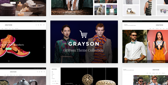 Nulled Grayson v1.8 – A Stylish and Versatile Shop Theme NULLED