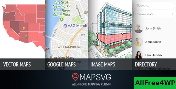 MapSVG v5.15.2 – the last WordPress map plugin you'll ever need