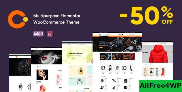 Nulled Cerato v2.1.1 – Multipurpose Elementor WooCommerce Theme NULLED