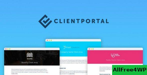 Client Portal For WordPress v4.8.7