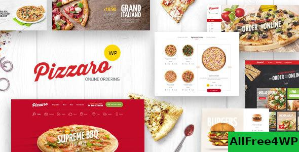 Nulled Pizzaro v1.3.3 – Fast Food & Restaurant WooCommerce Theme NULLED