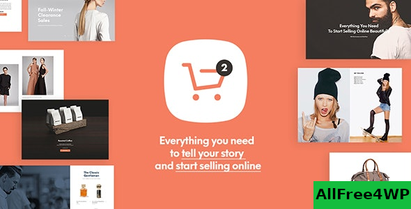Shopkeeper v2.9.27 – Responsive WordPress Theme