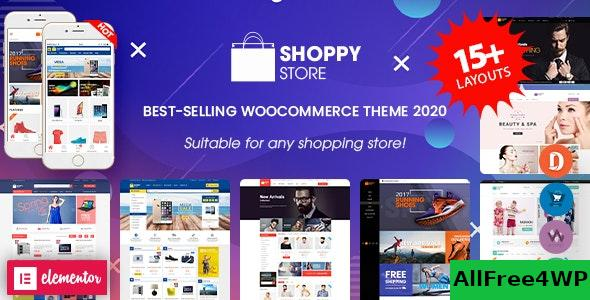 Nulled ShoppyStore v3.5.4 – WooCommerce WordPress Theme NULLED