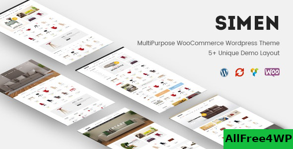 Simen v3.8 – MultiPurpose WooCommerce WordPress Theme