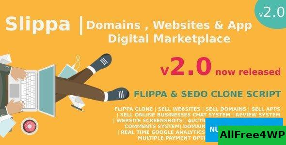Slippa v2.2 – Domains,Website & App Marketplace PHP Script
