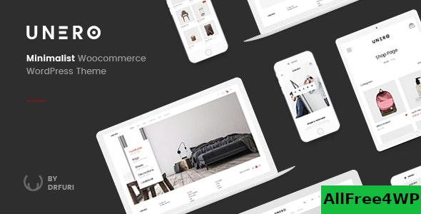 Nulled Unero v1.8.7 – Minimalist AJAX WooCommerce WordPress Theme NULLED