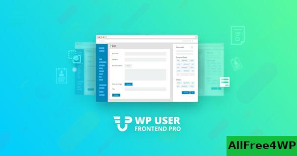 WP User Frontend Pro Business v3.3.1 - Ultimate Frontend Solution For WordPress