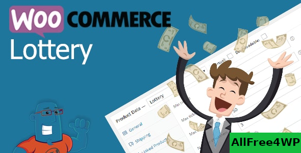 WooCommerce Lottery v1.1.24 – Prizes and Lotteries