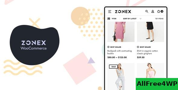 Nulled Zonex v1.0.9 – Fashion WooCommerce WordPress Theme NULLED