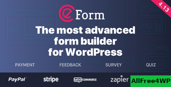 eForm v4.13.1 – WordPress Form Builder