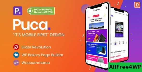 Nulled Puca v2.1.2 – Optimized Mobile WooCommerce Theme NULLED
