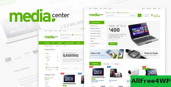 Nulled MediaCenter v2.7.15 – Electronics Store WooCommerce Theme NULLED