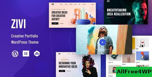 Nulled Zivi v1.0.0 – Contemporary Creative Agency Theme NULLED
