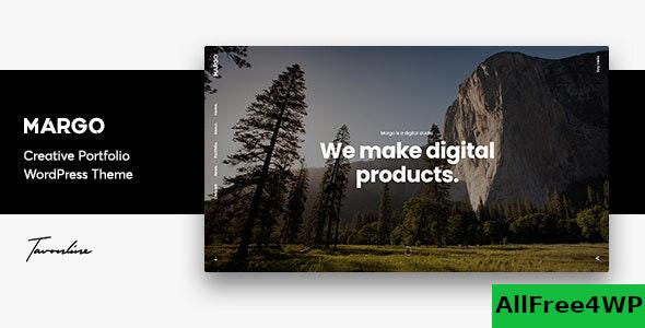Nulled Margo v1.0 – Creative Portfolio WordPress Theme NULLED