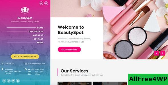 Nulled BeautySpot v3.3.5 – WordPress Theme for Beauty Salons NULLED