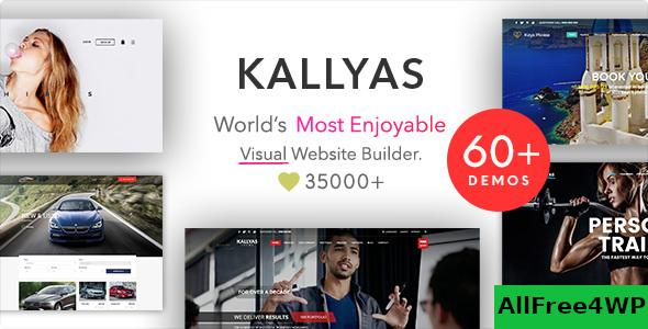 Nulled KALLYAS v4.18.0 – Responsive Multi-Purpose Theme NULLED
