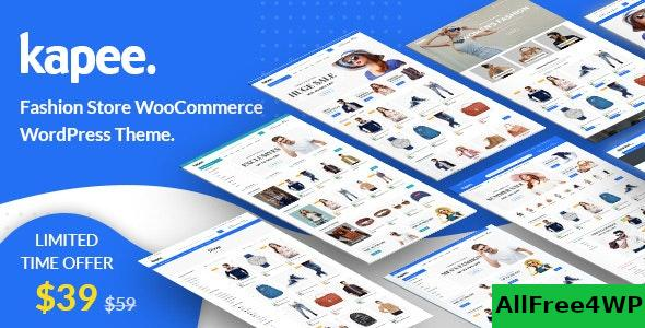 Nulled Kapee v1.3.1 – Fashion Store WooCommerce Theme NULLED