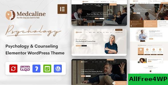 Nulled Medcaline v1.0.0 – Psychology & Counseling WordPress Theme NULLED