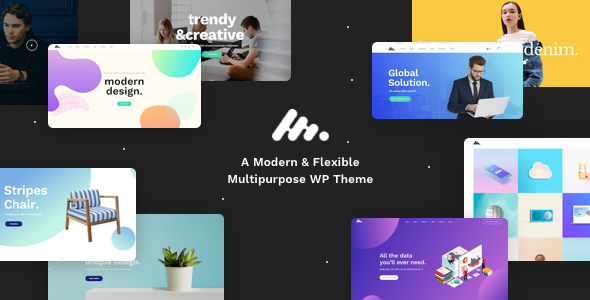 Nulled Moody v2.1.0 – A Modern & Flexible Multipurpose Theme NULLED
