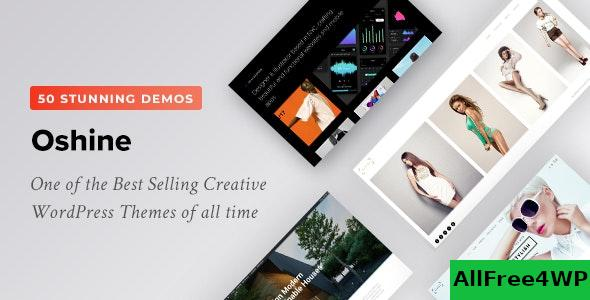 Nulled Oshine v6.9.3 – Creative Multi Purpose Theme NULLED