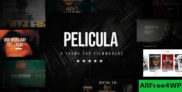 Nulled Pelicula v1.0 – Video Production and Movie Theme NULLED
