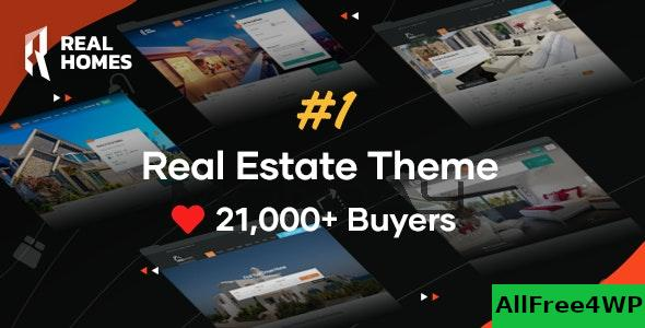 Nulled Real Homes v3.11.1 – WordPress Real Estate Theme NULLED