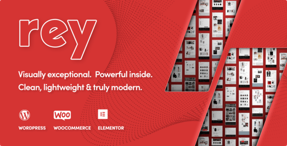 Nulled Rey v1.6.15 – Fashion & Clothing, Furniture NULLED
