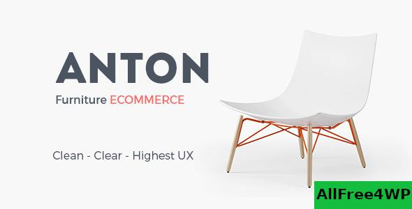 Nulled SNS Anton v3.1 – Furniture WooCommerce WordPress Theme NULLED