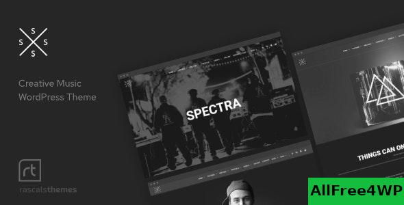 Nulled Spectra v2.5.4 – Music Theme for WordPress NULLED