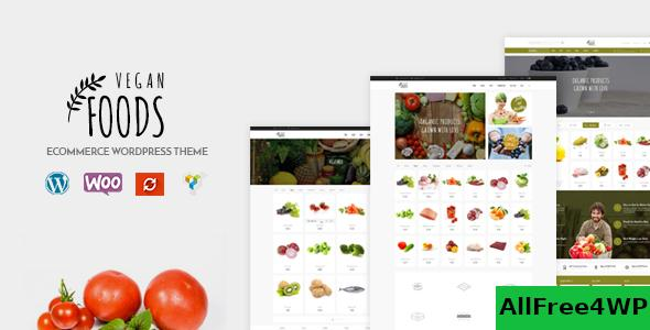 Nulled Vegan Food v5.2.18 – Organic Store, Farm Responsive Theme NULLED