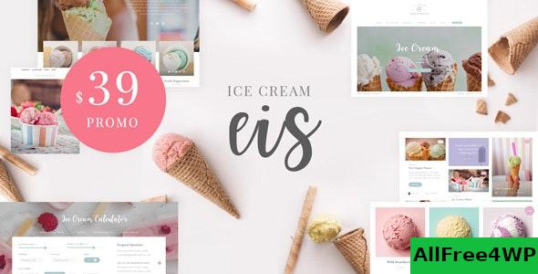 Nulled Eis v1.1 – Ice Cream Shop WordPress Theme NULLED