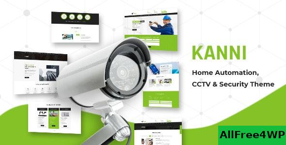 Nulled Kanni v2.2 – Home Automation, CCTV Security Theme NULLED