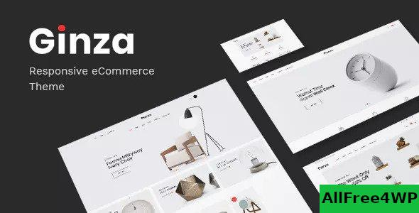 Nulled Ginza v1.0.5 – Furniture Theme for WooCommerce WordPress NULLED