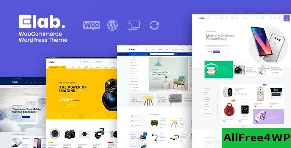 Nulled eLab v1.2.2 – WooCommerce Marketplace WordPress Theme NULLED