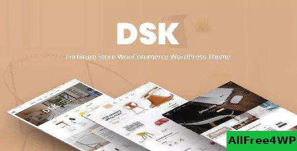 Nulled DSK v1.6 – Furniture Store WooCommerce Theme NULLED