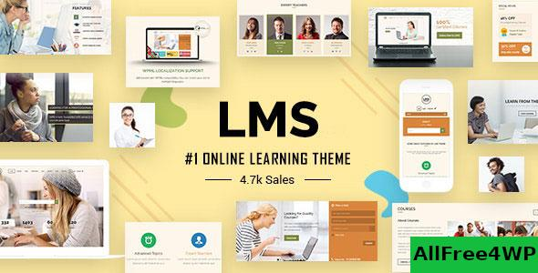 Nulled LMS v7.2 – Responsive Learning Management System NULLED