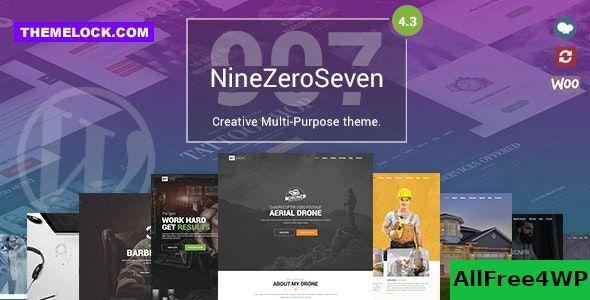 Download 907 v4.6.7 - Responsive Multi-Purpose Theme