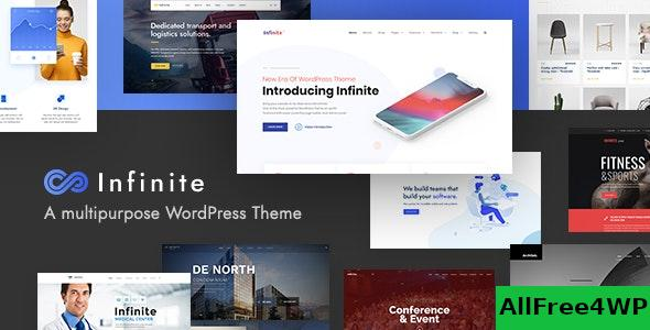 Nulled Infinite v3.3.4 – Multipurpose WordPress Theme NULLED