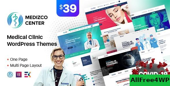 Nulled Medizco v2.0 – Medical Health & Dental Care Clinic WordPress Theme NULLED