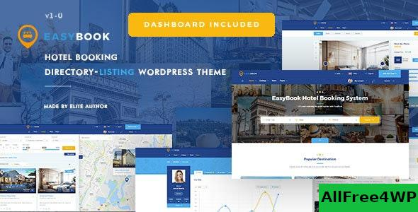 Nulled EasyBook v1.3.2 – Directory & Listing WordPress Theme NULLED