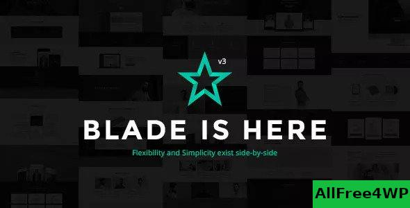 Nulled Blade v3.2.5 – Responsive Multi-Functional Theme NULLED