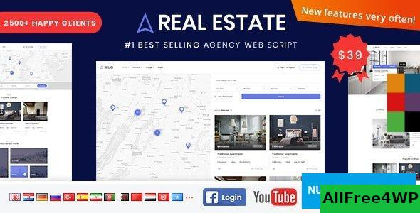 Real Estate Agency Portal v1.6.8