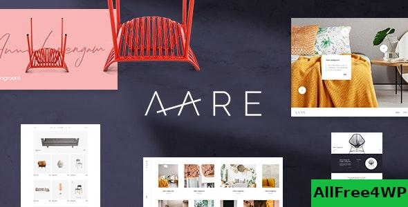 Download Aare v1.0.1 - Furniture Store WordPress Theme