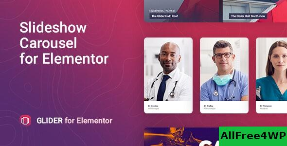 Glider v1.0.3 - Slideshow & Slider for Elementor