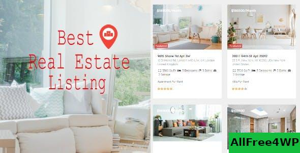 Real Estate Pro v1.8.4 - WordPress Plugin