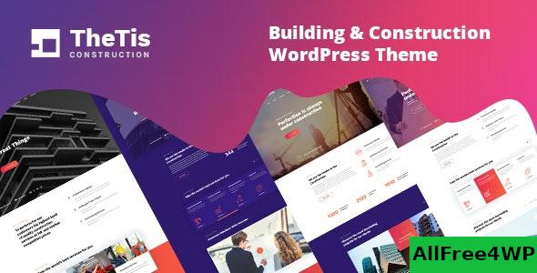 Nulled TheTis v1.0.2 – Construction & Architecture WordPress Theme NULLED