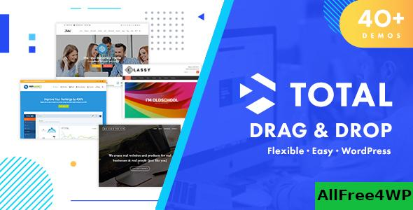 Nulled Total v5.0.2 – Responsive Multi-Purpose WordPress Theme NULLED