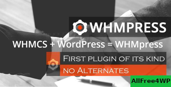 WHMpress v5.6 - WHMCS WordPress Integration Plugin
